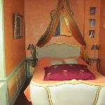 Foto de Logis Les Remparts -  Bed and Breakfast