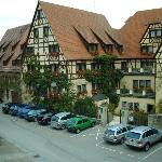 Φωτογραφία: Prinzhotel Rothenburg