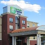 Welcome to the Brand New Holiday Inn Express & Suites - NOW OPEN!!