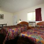  Double Full Room (2 beds)