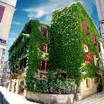  Hotel Renaissance Castres faade Rue Victor Hugo