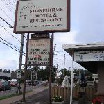 Φωτογραφία: Stonehouse Motel & Restaurant