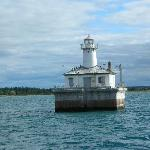 Fourteen Foot Shoal Light