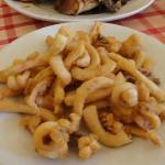  Calamares frescos a la romana