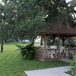 gazebo/ picnic area