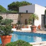 Romantik Villa - Pool & Shaded Patio