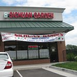 Sichuan Garden