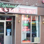 Highland's Cafe Restaurant