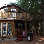 Foto de Cedar Song B&B and Cottage