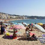  lloret beach