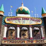 Outside of the Corn Palace