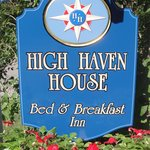 High Haven House Bed And Breakfast Inn