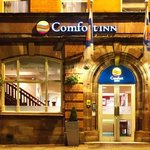 Comfort Inn- City Centre Birmingham