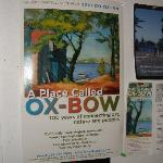 The world famous Oxbow Arts Colony, now 100 years.