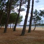  le lac d&#39;Hossegor
