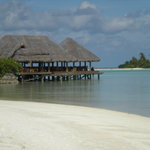 Photo de Rihiveli Beach Resort