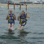  parasailing at Belmar