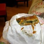  spinach Pie: Soooo Delicious