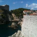 From Dubrovnik Walls