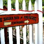 Foto de Aunt Sadie's Hideaway Bed and Breakfast