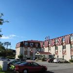 Φωτογραφία: Coastal Inn Dartmouth