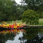  Dale Chihuly at Cheekwood Gardens