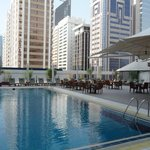  Piscine Novotel Abu Dhabi