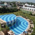 Foto de Radisson Blu Udaipur Palace Resort & Spa