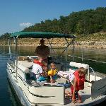  Rocky Hallow private dock on Bull Shoals