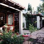  Rooms with private entrances &amp; own patio&#39;s...