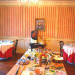 Photo de Les Cordeliers Bed and Breakfast