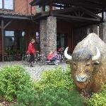 Photo de Hotel Zubrowka