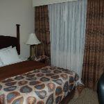 Great rooms...comfortable beds