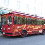 Alamo Trolley Tour