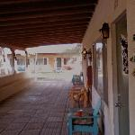 """Porch"" areas were nicer before the overblown lights went in to ruin your nighttime Jacumba expe"