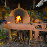  Adobe Style Brick Oven