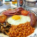  A good hearty Cumbrian breakfast
