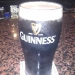 Lovely Pint of the black stuff!