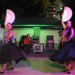 Flamenco show at Acapulco Hotel