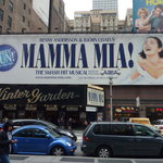 Mamma Mia! on Broadway