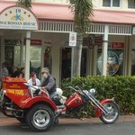 Grub's Personalised Trike Tours