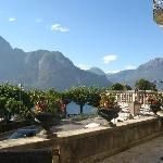  view of Lago di Como from our room