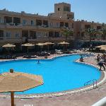 Φωτογραφία: The Gate Hotel Golden Beach Hurghada