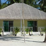 Foto van White Beach Bungalows