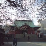 Hanazono Jinja Shrine