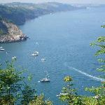 Babbacombe Bay from the Downs