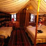 Bedouin room, view 2
