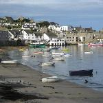 Harbour at Hughtown near B & B