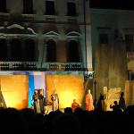 Outdoor Opera in Este