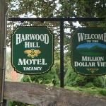 Foto di Harwood Hill Motel